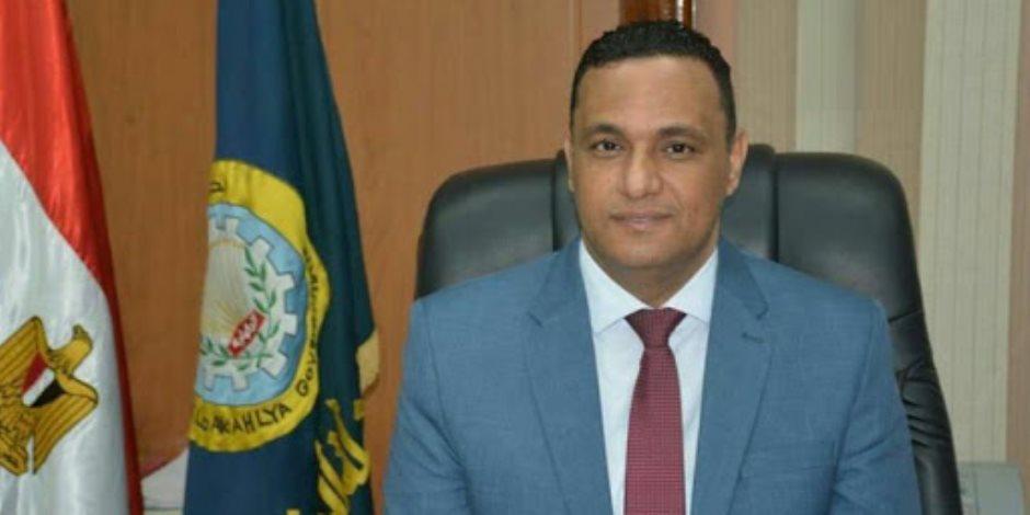 محافظ الدقهلية يعود للعمل بعد شفائه من كورونا ويتعهد بخدمة المواطنين