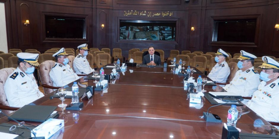 وزير الداخلية للضباط: تطبيق تنفيذ قرار غلق الشواطئ والمتنزهات والمراسي النيلية بحزم