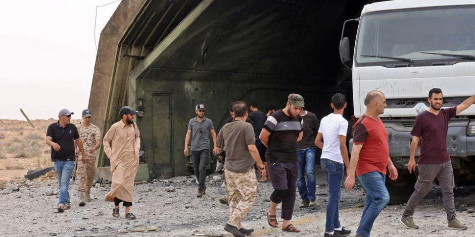 هل تكون قاعدة الوطية قدم أردوغان في ليبيا للتنقيب عن الغاز في المتوسط؟