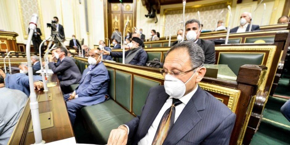 برلماني يطالب بتدابير صارمة بكافة مصانع الأغذية من كورونا مع مساعي التعايش