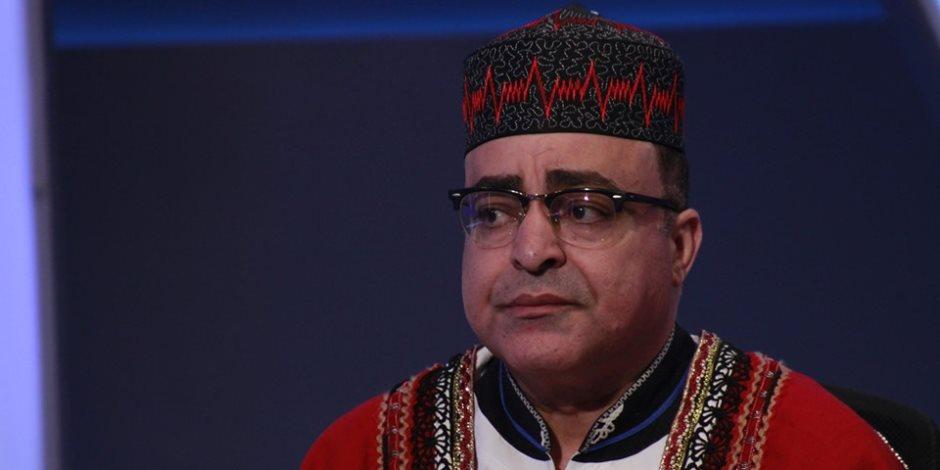 نقيب القراء: سنقاضي صلاح الجمل لأنه أساء لرموز قراء مصر