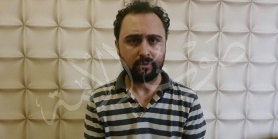 الإرهابى سامح حنين: حصلت على 3 آلاف دولار عن كل فيلم ضد مصر أنتجته للجزيرة (فيديو)