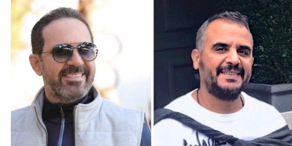 """خلطة وائل جسار ووليد سعد تشعل  مواقع التواصل الإجتماعى بجديدهم """"ماتغيبش ثوانى"""""""