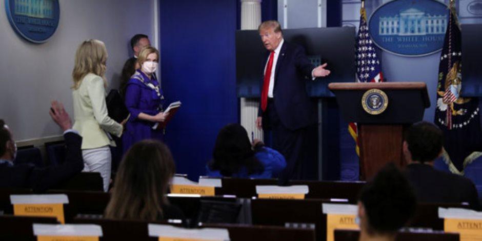 جولة في صحف العالم.. ترامب يعلن إعادة فتح دور العبادة بأمريكا
