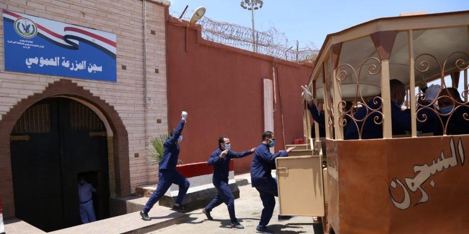 عيدية السيسي.. السجون تعلن الإفراج عن 5532 نزيلا بعفو رئاسي (صور)