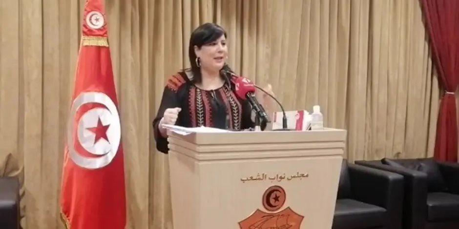 عبير موسى توسع حربها.. هل تمثل معارضة الإخوان في تونس أمام القضاء؟