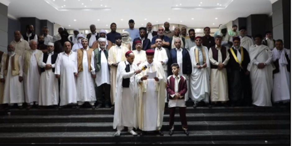 خلال اجتماعهم القادم.. القبائل الليبية تستنجد بمصر لتدريب أبنائها على مواجهة العدوان التركي