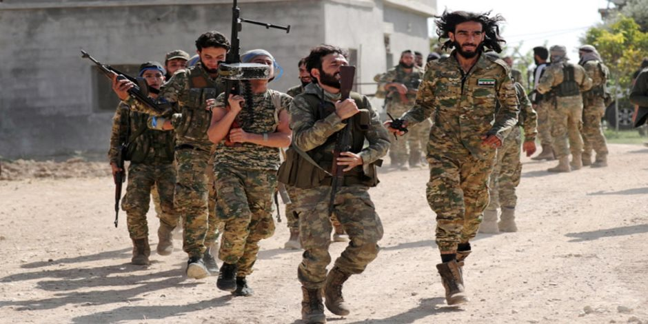 طرابلس تتحول إلى عاصمة ميليشيات.. تركيا تواصل نقل مرتزقتها من سوريا إلى مصراتة