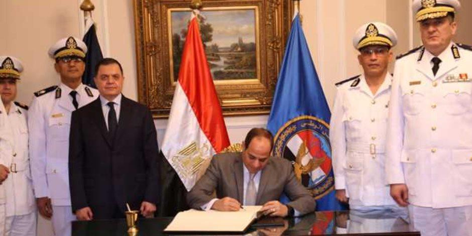 عام جديد من الهدوء الأمني في عهد السيسي.. احترافية في التعامل وإفشال لمخططات ضرب مصر