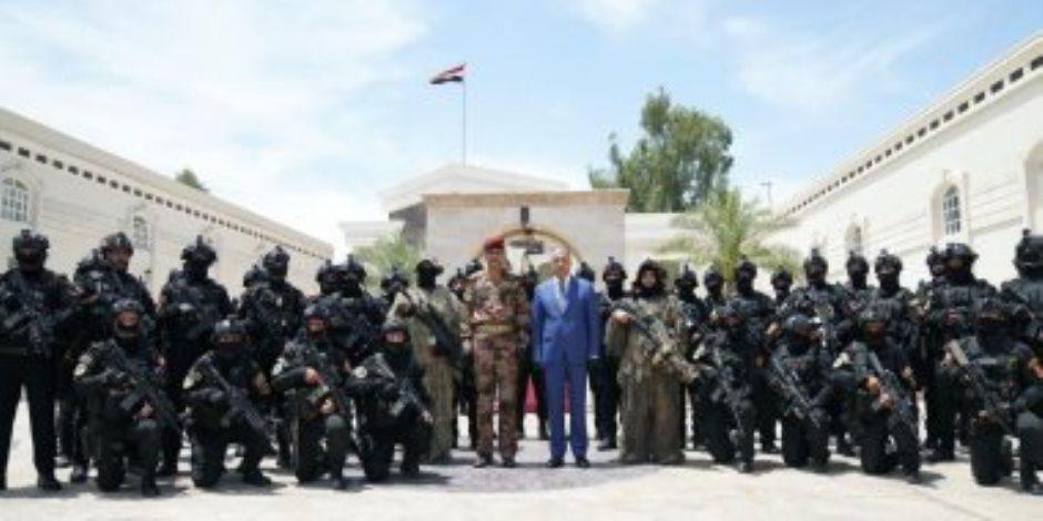 تسانده طائرات التحالف ..رئيس الوزراء العراقي يقود عملية عسكرية كبري للقضاء علي داعش