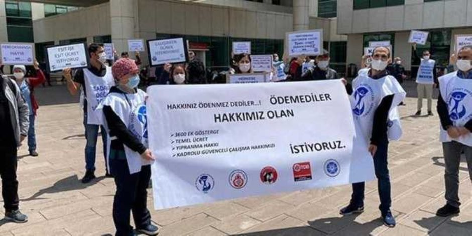 كارثة في القطاع الصحي التركي.. 78% من العاملين لا تتوفر لهم أدوات الحماية من «كورونا»