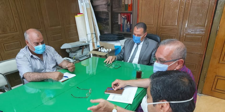 شمال سيناء تخصص 8 أفدنه لإنشاء محطة مياه ومزرعة سمكية بقرية الروضة (صور)