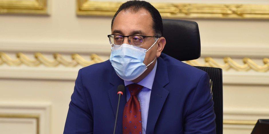 رئيس الوزراء: مشروع العاصمة الإدارية فرصة ذهبية لتطوير القاهرة