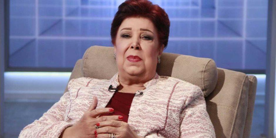 حقيقة وفاة الفنانة رجاء الجداوي وحقنها ببلازما المتعافين 3 مرات