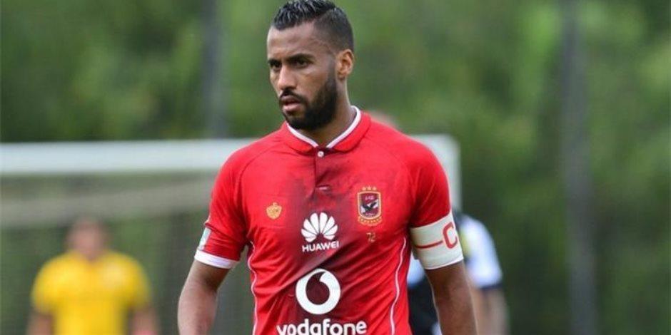 حسام عاشور يتلقى عرضاً من نادٍ برتغالي.. واللاعب يفضل السعودية
