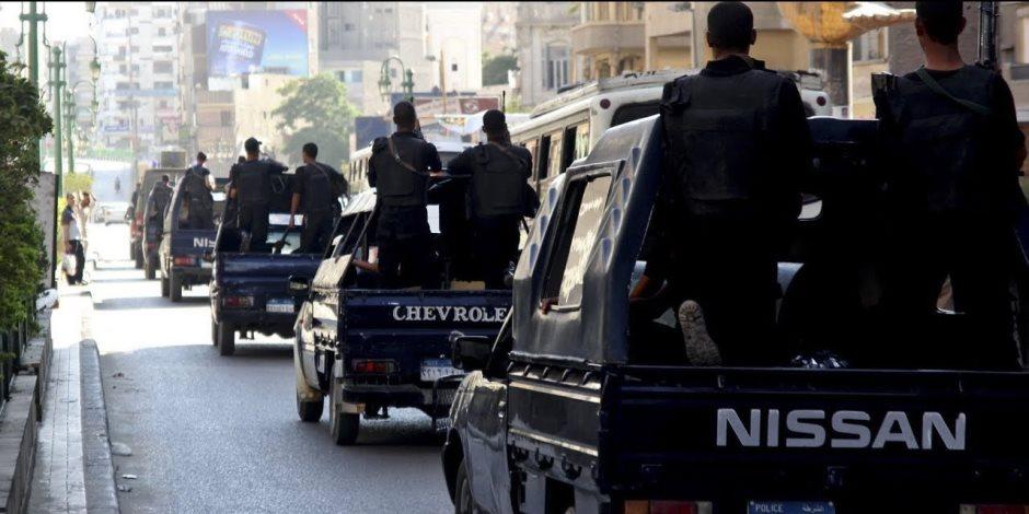 استشهاد أمين شرطة وإصابة آخر أثناء ضبط مطلوبين أمنيا بالدقهلية
