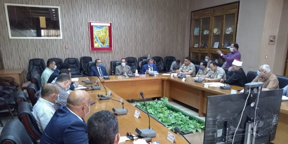 تفاصيل استعدادات شمال سيناء لامتحانات الثانوية الأزهرية ..تعرف عليها (صور)