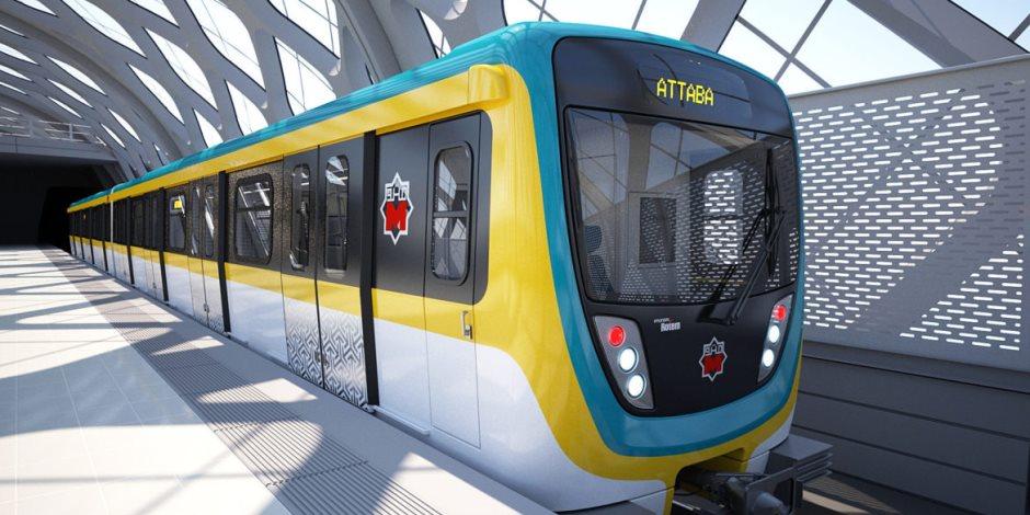 بقيمة 1.138مليار يورو.. تفاصيل تعاقد وزارة النقل مع شركة فرنسية لصيانة وتطوير المترو