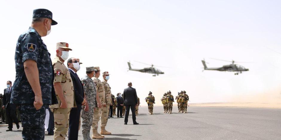 خبراء عن كلمة الرئيس السيسي بشأن ليبيا وسد النهضة: حملت رسائل عدة هامة وواضحة للعالم بأسره