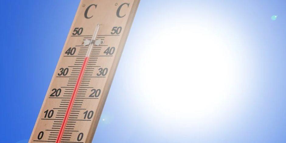 اليوم استمرار ارتفاع درجات الحرارة وطقس حار بالقاهرة والعظمى 38 درجة