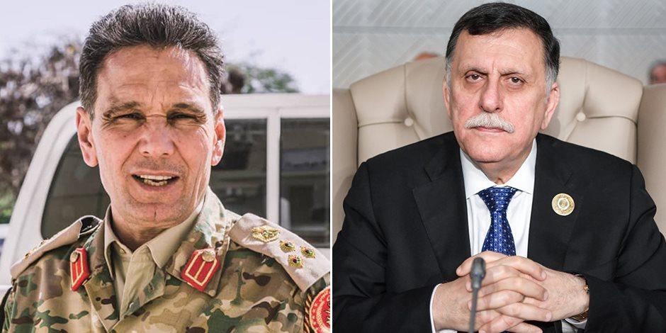 داعش والقاعدة.. حكومة الوفاق تدافع عن الإرهابيين في ليبيا