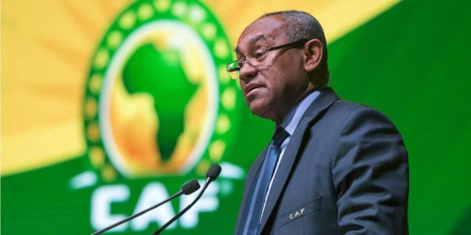 كاف يعلن اليوم تأجيل أمم أفريقيا عاماً وإقامتها فى يناير 2022