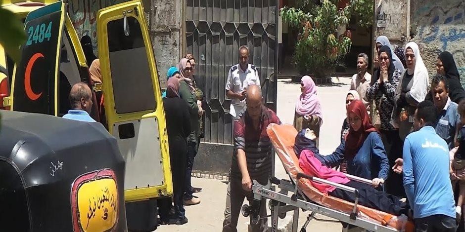 إصابة 3 طالبات بمغص وإغماء وضبط حالة غش بامتحانات الثانوية فى البحيرة