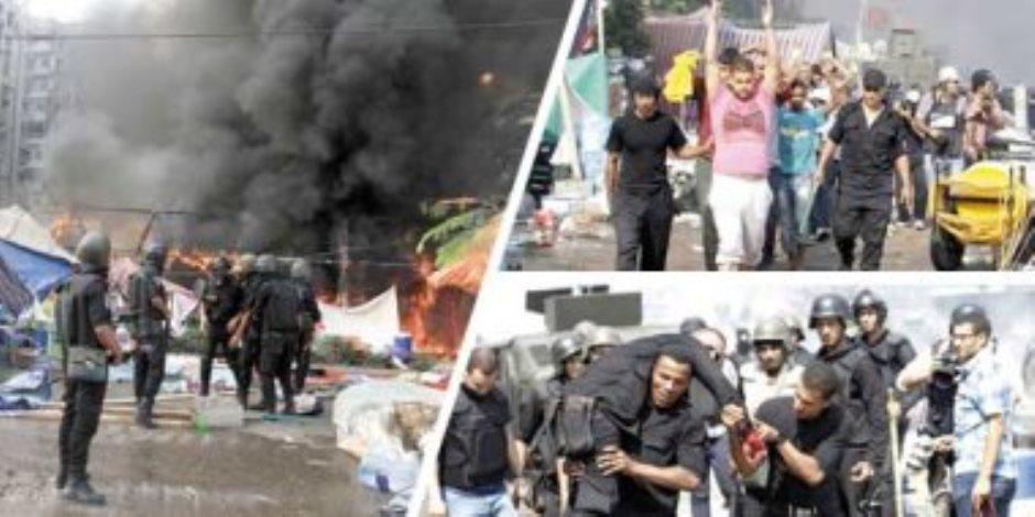 التنظيم سقط في 6 دول.. زلزال 30 يونيو يضرب قواعد الإخوان حول العالم