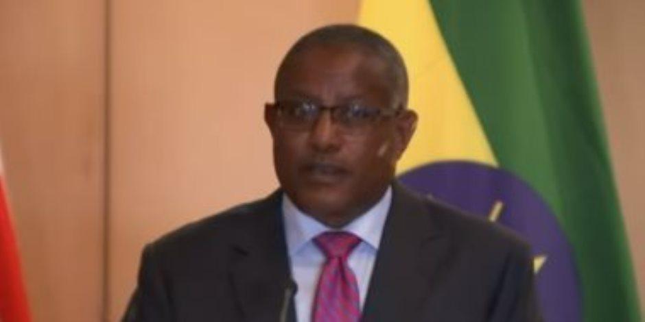 """وزير خارجية إثيوبيا زاعما: لن نتسبب فى """"العطش"""" لأى طرف"""