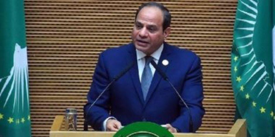 عمرو عزت: أفريقيا محظوظه لوجود قيادة سياسية على رأسها الرئيس السيسي
