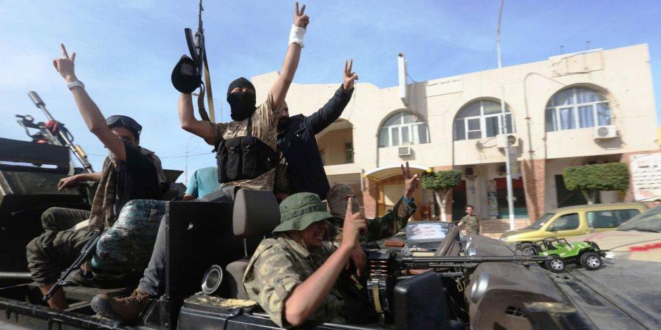 مجزرة بين ميليشيات «الوفاق» في ليبيا.. وبعثة الأمم المتحدة «ترى ولا تتكلم»