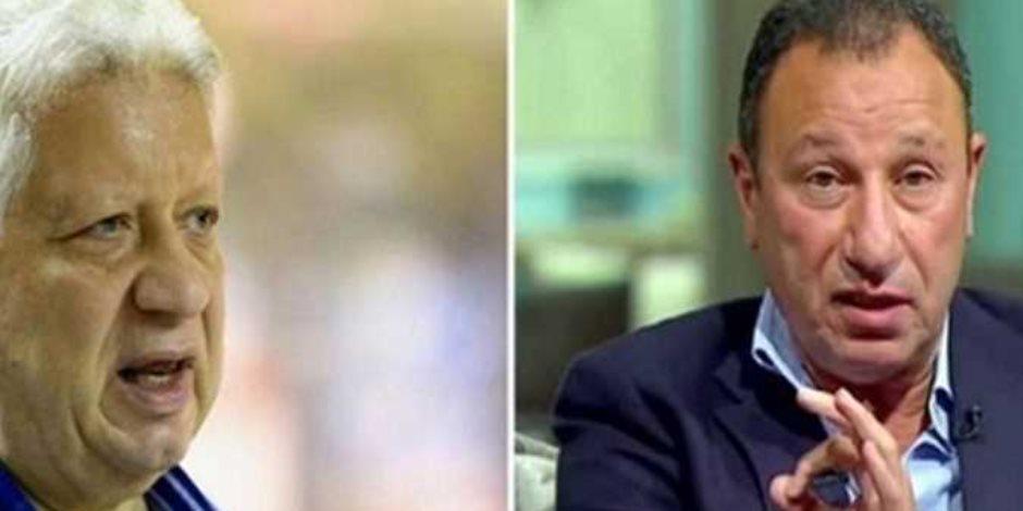 رئيسا الأهلي والزمالك ينقلان معارك الرياضة لغرف الحكومة.. لمن النصر غداً؟