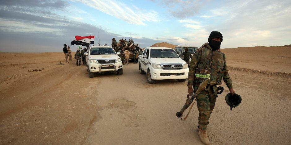 الحرب ضد الإرهاب..الجيش العراقي يفك لغز إطلاق صواريخ على دبلوماسيين