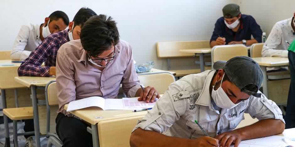 امتحانات الصف الأول الثانوي.. مشاكل في تقنية التابلت.. وإجراءات مشددة بشمال سيناء