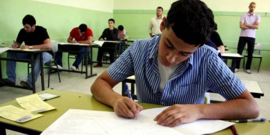 النموذج الاسترشادي لطلاب اللغات بالشهادة الإعدادية للامتحان المجمع