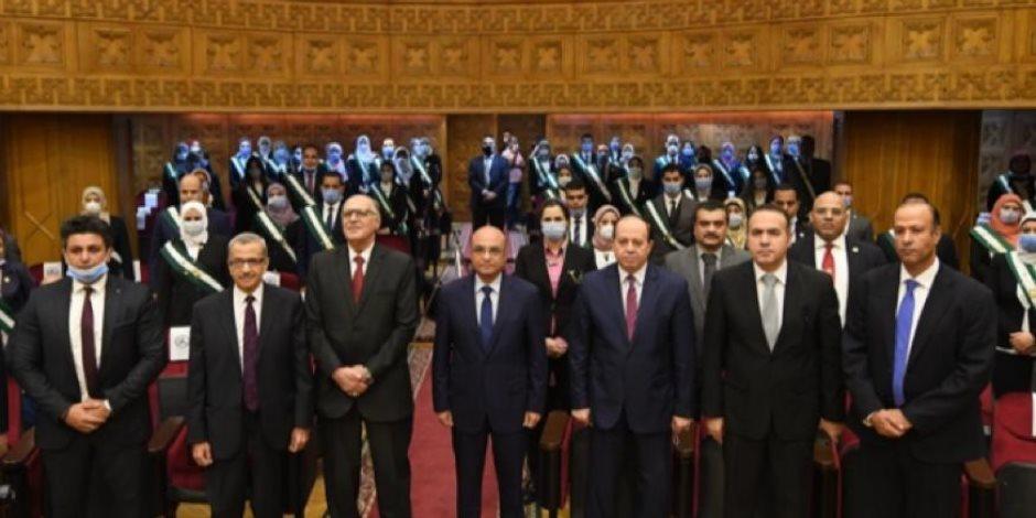 أعضاء هيئة قضايا الدولة الجدد يؤدون اليمين القانونية أمام وزير العدل