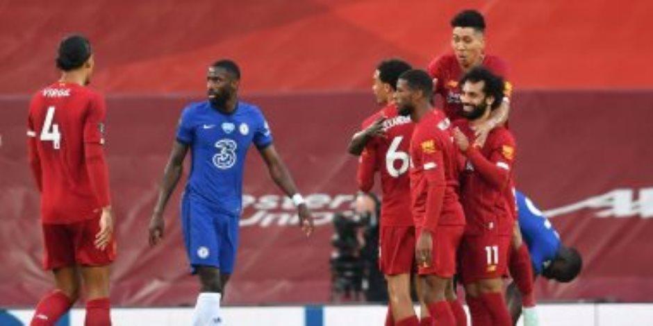 في ثاني جولات البريميرليج... ليفربول يخوض مواجهة صعبة مع تشلسي علي ملعب ستامفورد بريدج