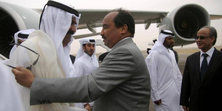 «الصفقة المشبوهة».. تفاصيل جديدة بشأن تورط الرئيس الموريتاني السابق بمنح جزيرة لقطر