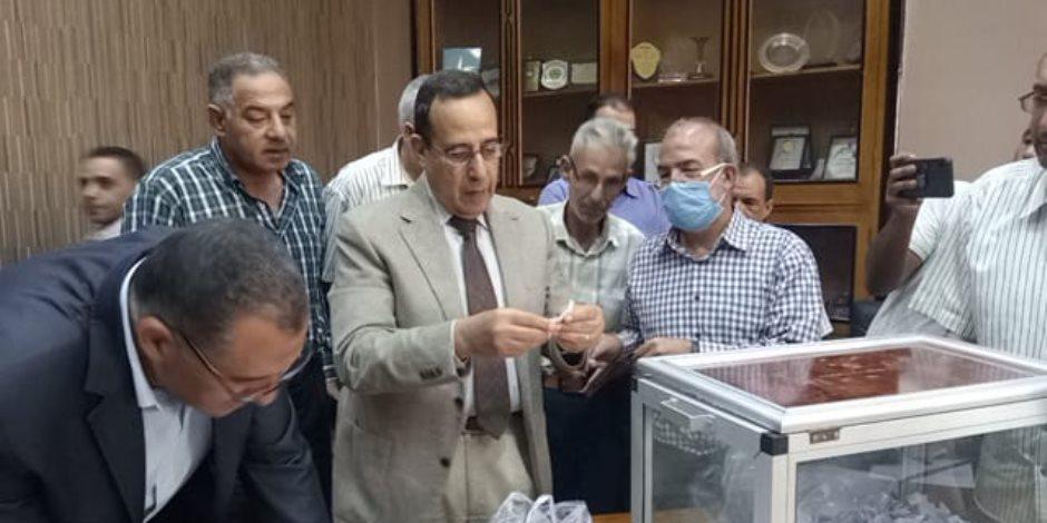 """هدية من الرئيس"""" السيسي"""".. توزيع 1152 وحدة سكنية على أهالي رفح والشيخ زويد بالعريش ( صور)"""