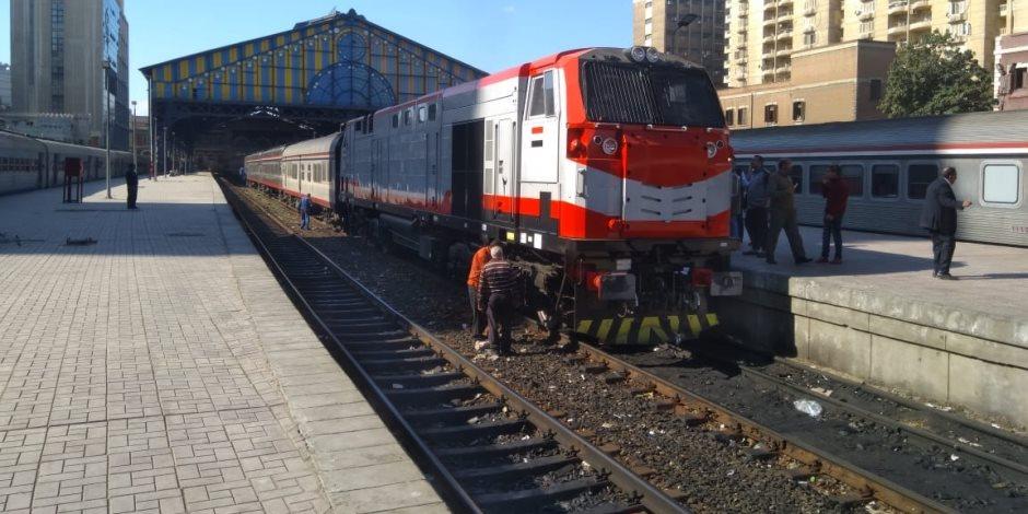 مشروع جديد لمراقبة لمزلقانات القطارات بالكاميرات الحديثة