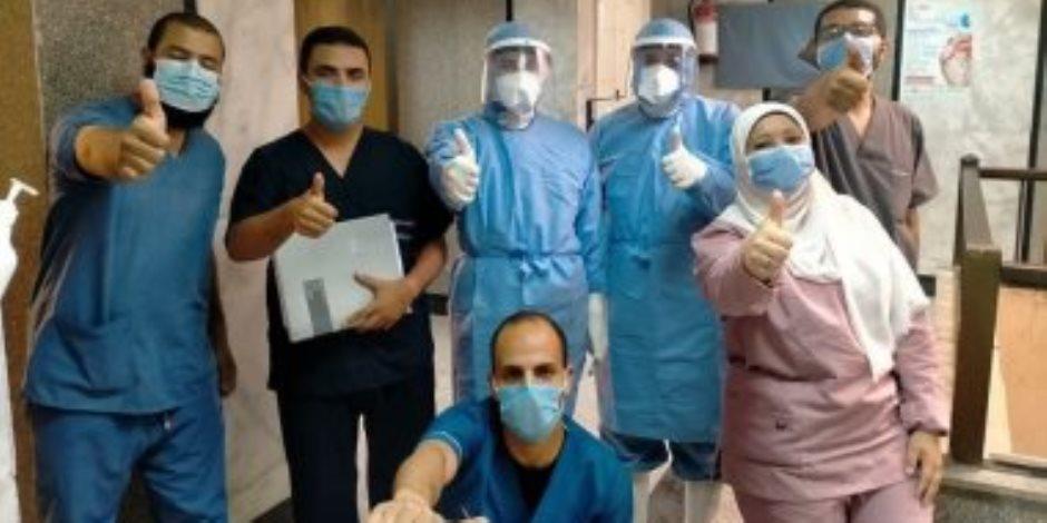مستشفى حميات الأقصر تعلن تسجيل صفر إصابات بكورونا لأول مرة