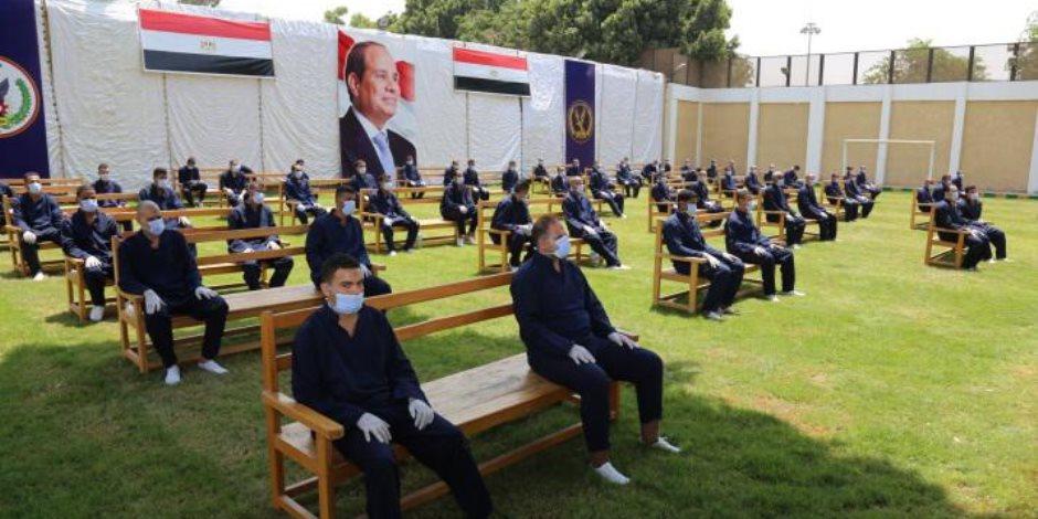 بمناسبة الإحتفال بعيد الأضحى المبارك.. الإفراج عن 770 من نزلاء السجون (صور)