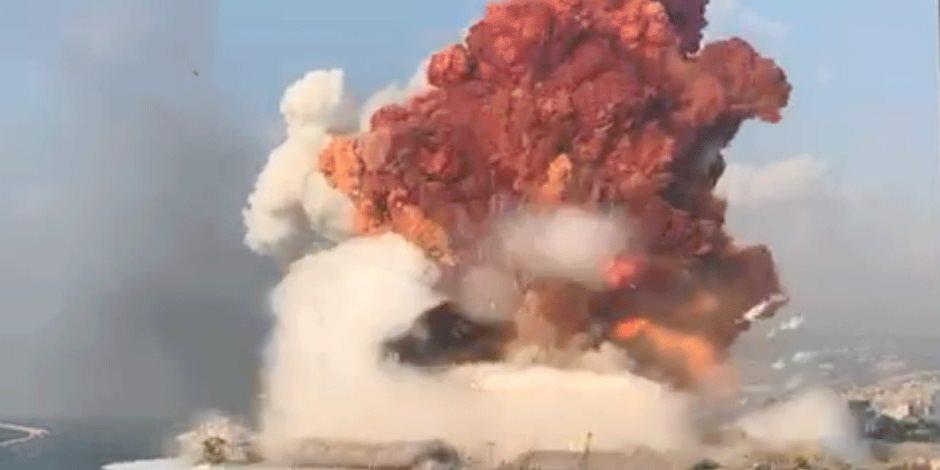ارتفاع عدد ضحايا انفجار مرفأ بيروت إلى 190 شخصا وتجاوز الجرحى 6500