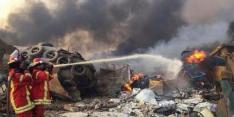مفاجأة قضية مرفأ بيروت.. تورط شركة بريطانية في انفجار لبنان