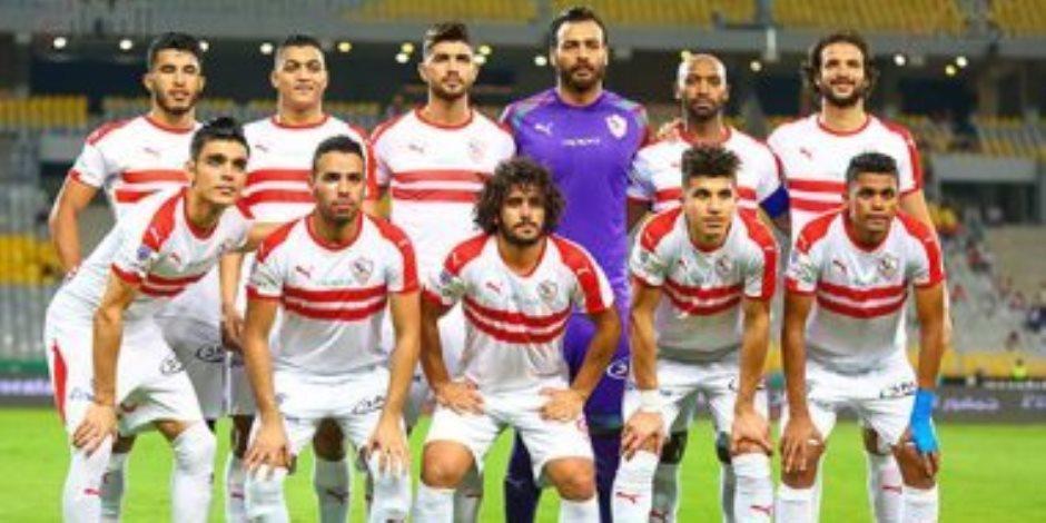 30 دقيقة .. التعادل السلبي بين الزمالك والمصري فى الدوري