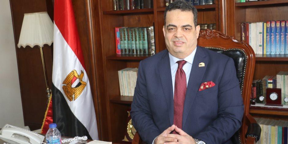 عصام هلال: القائمة الوطنية ائتلاف انتخابي.. والأحزاب ستعبر عن آرائها تحت القبة