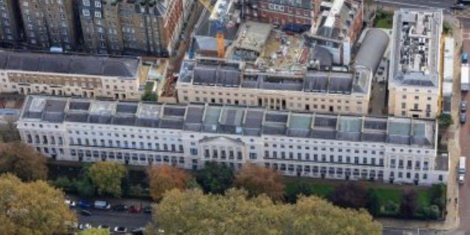 ثاني أغلى منزل بالمملكة.. عقار فخم فى لندن للبيع مقابل 185 مليون إسترليني
