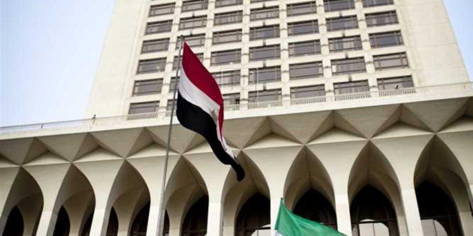 مصر تدين الانتهاكات التركية بطائرة مسيرة في العراق
