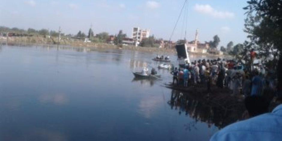 وزيرة التضامن: صرف 65 ألف جنيه لأسرة المتوفى فى حادث غرق معدية البحيرة