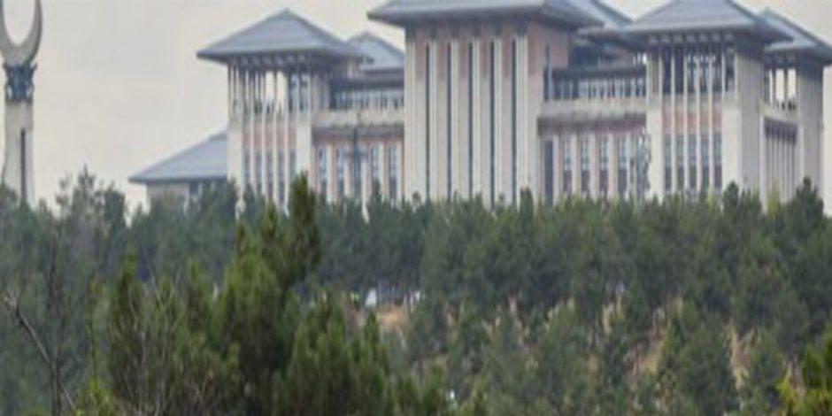 """فضيحة بجلاجل على جوجل.. قصر  أردوغان """"غير القانوني"""" يتصدر نتائج البحث في تركيا"""